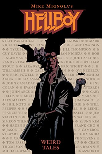 Hellboy: Weird Tales (English Edition)