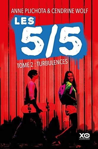 Les 5/5 - tome 2 Turbulences (02)