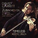 Timeless-Brahms & Bruch Violin Concertos by David Garrett (2015-08-03)