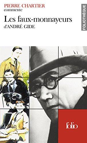 Les faux-monnayeurs d'André Gide (Essai et dossier) par Pierre Chartier