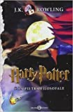 Harry Potter e la Pietra Filosofale (Italian Edition of Harry Potter and the Sorcerer's Stone) by J. K. Rowling (2013) Hardcover