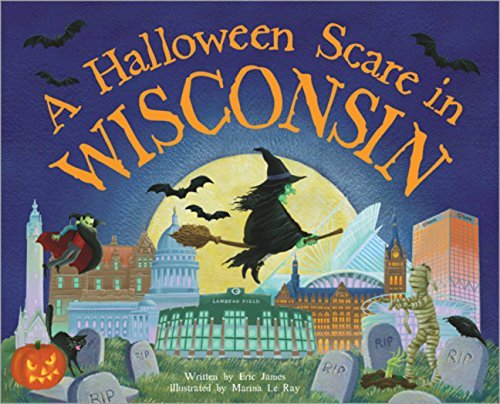 Wisconsin by Eric James (2014-08-01) (Halloween Wisconsin)
