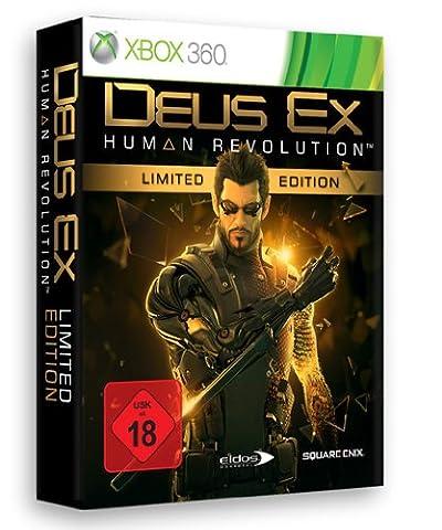 DEUS EX: Human Revolution Limited