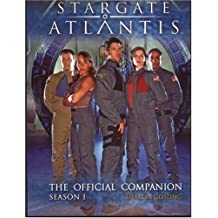 Stargate Atlantis: The Official Companion Season 1