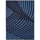 Teppich ESPRIT Teppich Vector ESP-6103-01 türkis 160 x 230 cm / ESPRIT Teppiche