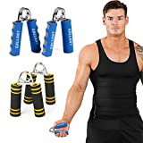 Gallant Heavy Hand Grippers Strengthener Grips Wrist Forearm Fitness Exerciser PAIR