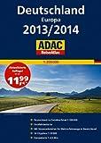 ADAC ReiseAtlas Deutschland, Europa 2013/2014