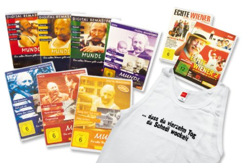 Komplettpaket (Ein echter Wiener geht nicht unter Teil 1-7 + Filme Echte Wiener 1&2)