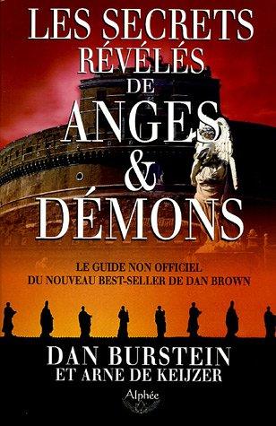 Les Secrets révélés de Anges et Démons