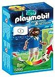 Playmobil 6895 - Giocatore Italia, Multicolore