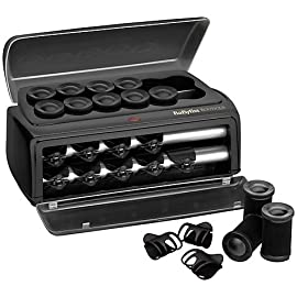 boutique salon - 51XARp7yg 2BL - BaByliss 3133U Boutique Salon Ceramic Rollers-Create dramatic volume and glamorous loose curls/ giving you a stunning look in minutes
