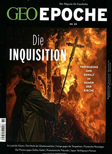 GEO Epoche / GEO Epoche 89/2018 - Die Inquisition
