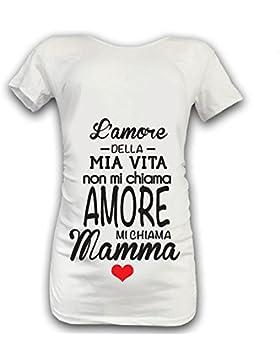 T Shirt Maglia Premaman