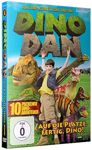 Plätze, fertig, Dino! DVD 4 (Folge 31-40) ()