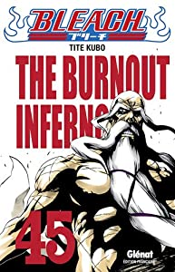 Bleach Edition simple The Burnout Inferno