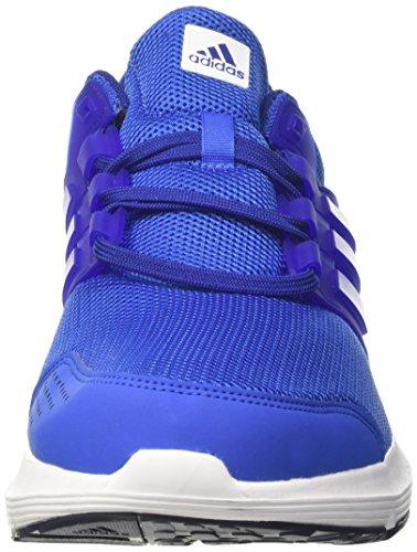 adidas Galaxy 4 M, Chaussures de Running Compétition Homme Bleu (Blue/mystery Ink F17/legend Ink F17)