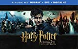 Harry Potter Hogwarts Collection [Blu-ray]