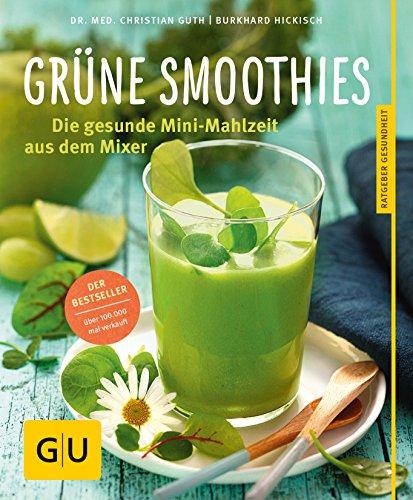 Grüne Smoothies: Gesunde Mini-Mahlzeit aus dem Mixer (Und Spinat C)