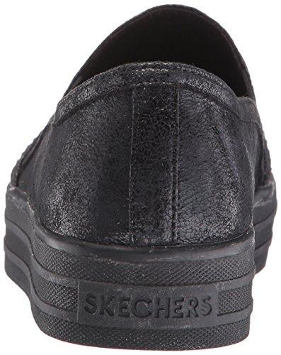 Skechers Og 97-Shiny, Scarpe da Ginnastica Basse Donna Black (Bbk)