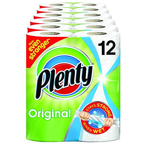 Plenty White 2 Rolls (pack Of 6)