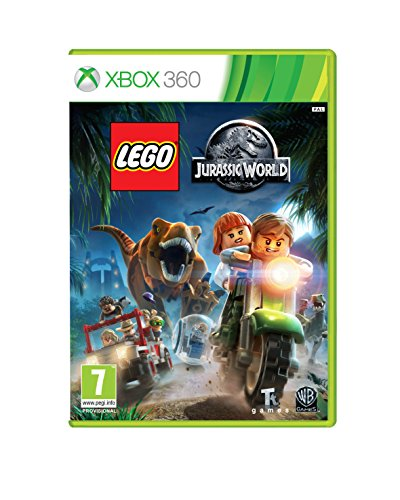 Compare LEGO Jurassic World (Xbox 360) prices