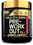 Optimum Nutrition Gold Standard Pre-Workout Supplement, 330 g, Watermelon