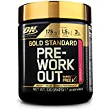 Optimum Nutrition Gold Standard Pre-Workout Pre-Entreno, Sandía - 330g