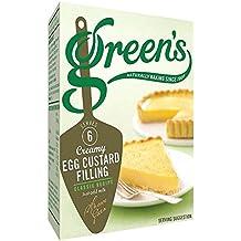 Greens Mezcla De Relleno De Crema De Huevo (54g) (Paquete de 6)