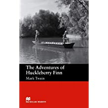 Adventures of Huckleberry Finn: Beginner (Macmillan Reader)
