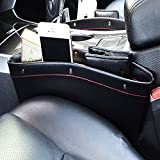 PRO365 Car Storage Leather Seat Storage Organizer