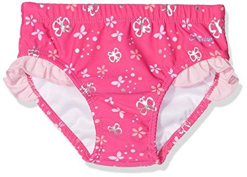 Sterntaler Kinder Mädchen Badehose, UV-Schutz 50+, Alter: 4-6 Jahre, Größe: 110/116, Pink