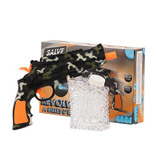 Pistolet à billes d'EAU - Nouveau - 23cm + 150 billes d'eau