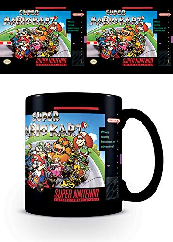 Super Mario MG25006C Mug, Multicolor