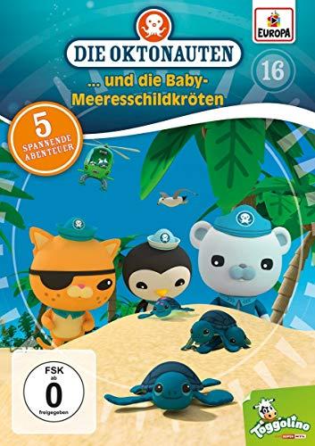 Die Oktonauten - 016/und die Baby-Meeresschildkröten (Amazon Amazon Dvd)