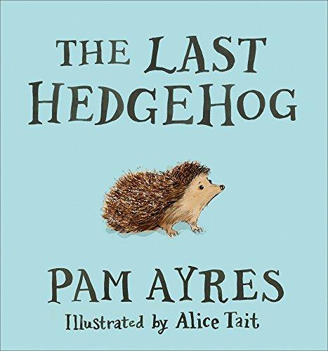 Last Hedgehog por Pam Ayres