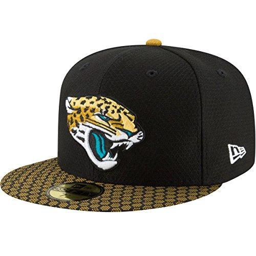 New Era 59Fifty Cap - NFL SIDELINE 2017 Jacksonville Jaguars , Gr.7...