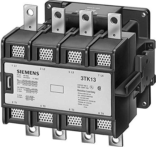 SIEMENS - CONTACTOR 3TK1 2NA+2NC 195KW 110V