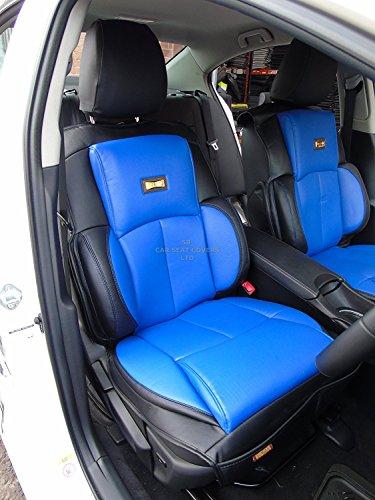 I-che si adatta a Saab 93auto, YS02blu/nero, Recaro sport copris