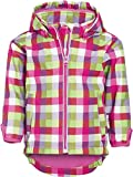 Playshoes Jungen Jacke Softshell Karo, (pink/Multicolour), 92