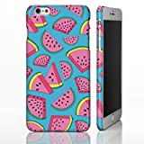 Fruit Phone Collection Case for iPhone 7 - Design 2: Water Melon on