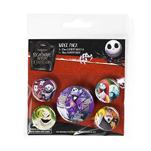 Pyramid International Pack Disney The Nightmare Before