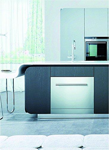 Lavavajillas compacto Plados-6COPERTI-Eficiencia A + Con porta e maniglia Acciaio Inox