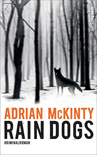 Buchseite und Rezensionen zu 'Rain Dogs' von Adrian McKinty