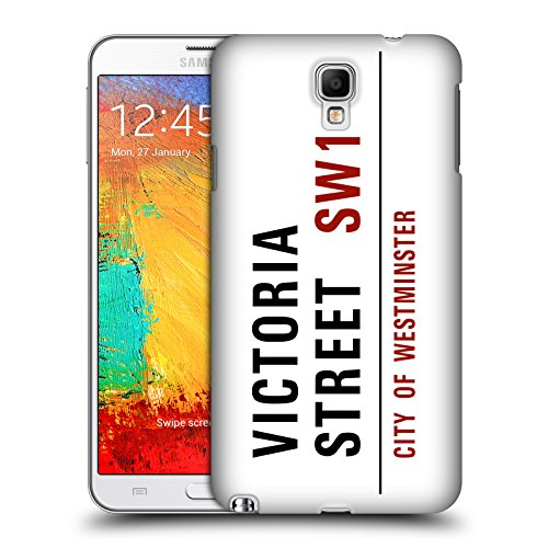 ufficiale-london-victoria-street-segnali-stradali-4-cover-retro-rigida-per-samsung-galaxy-note-3-neo