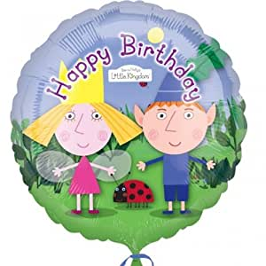 Ben & Holly's Little Kingdom Happy Birthday Foil Balloon