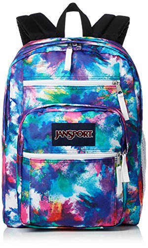 62a22d0040f JANSPORT Big Student Backpack Dye Bomb Schoolbag JS00TDN748W Rucksack  JANSPORT Bags