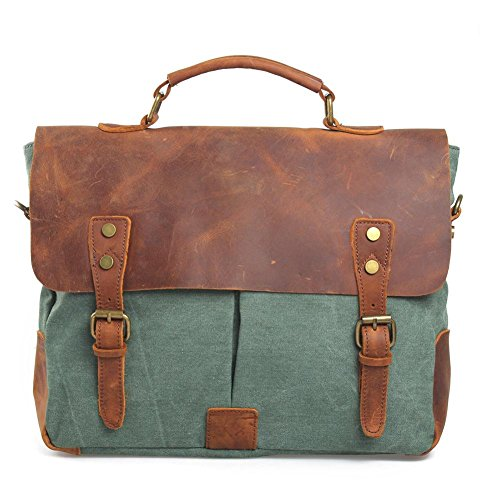 Europa e negli Stati Uniti gli uomini e le donne spalla borsa di tela borsa valigetta commercio estero borsa della borsa casuale , deep blue coral green