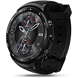 Zeblaze Thor Pro 3G GPS Smartwatch 1.53inch Android 5.1 MTK6580 1.0GHz 1GB + 16GB Smart Watch BT 4.0 Dispositivos Usuales