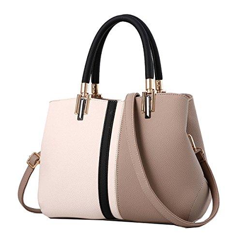 Yy.f Neue Metall-Frauen Taschen Mode Trend Frau Tragbar Kurierbeutel Shell-Beutel Multicolor C