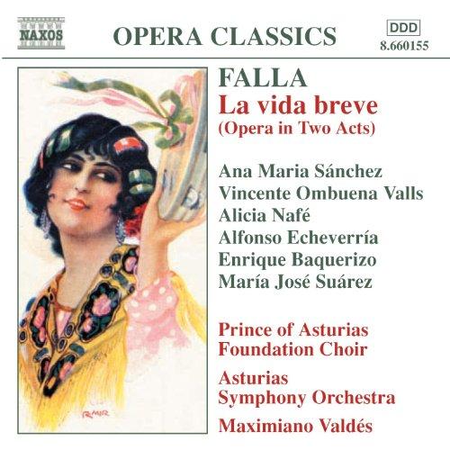 Falla: Vida Breve (La) - Jazz Spanisch